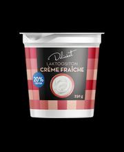 Deliciest Crème FraÎche 20% Laktoositon 250g