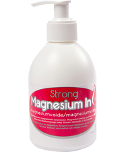 Magnesium In, Strong, magnesiumvoide