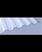 Keraplast valokate PC 0,81x1,2 m trapetsipala 0,6 mm, kirkas