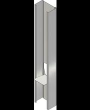 Läppäranka 66/40 L=3300mm
