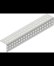 Kulmasuojalista HS 25/25 L=3000 mm alumiini 0,4 mm