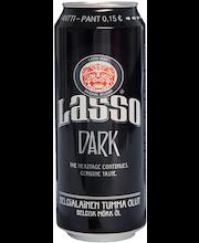 Lasso Dark 50cl tlk 4,5% olut