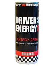 Driver's Energy Drink Original Sugarfree 250ml
