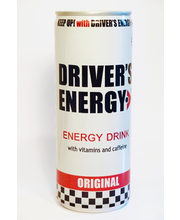 Driver's Energy 250ml Original energiajuoma