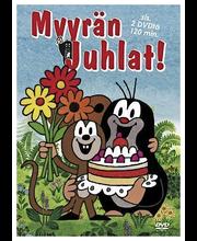 Dvd Myyrän Juhlat