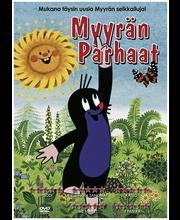 Dvd Myyrän Parhaat