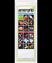 Amergrip 6 kpl/maxi 7 l green pe pussi