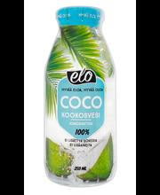 ELO COCO Kookosvesi 250ml