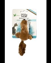 Premium PrimaCat Wildlife kissan pehmolelu 17cm mintulla