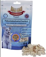 Hau-Hau Champion Pakastekuivatut herkut - Kananliha, 30 g