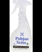 Pohjan Neito 500ml yleispuhdistusaine hajustamaton väriaineeton spray