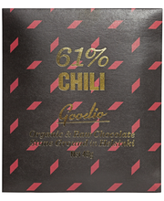 Chili 61% luomusuklaa