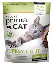 Deluxe PrimaCat 400 g Turkey-Light täysravinto
