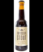 Bryggeri Stout 0,33L tumma 4,5% olut
