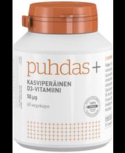 Kasvip D3-vitamiini 50...