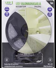 Led Energie valonauhasarja 5m IP44/IP65 lämmin valkoinen