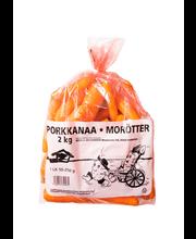 Porkkana Pussi 2 Kg