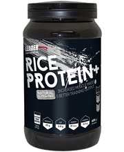 Leader Sports Nutrition Rice Protein Plus 600g maustamaton riisiproteiinijauhe