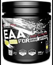 Leader Sports Nutrition 300g EAA Sitrushedelmänmakuinen aminohappo-vitamiinijuomajauhe ravintolisä