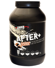 Leader Sports Nutrition After Plus 2kg Suklaa palautusjuomajauhe