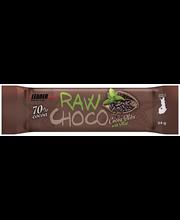 Raw Choco 34g Minttu-Nibs raakasuklaa