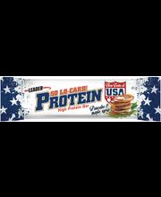 Leader So Lo-Carb Protein 61g pannukakun makuinen vaahterasiirappiproteiinipatukka