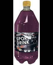 Leader Sports Drink 1,2l Metsämarja tiiviste urheilujuoma