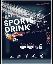 Leader Sports Drink 45g Cola jauhe urheilujuoma