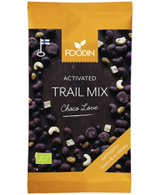 Activated trail mix ch...