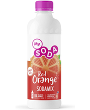 MySoda 500ml Veriappel...