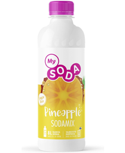 MySoda 500ml Ananas