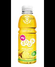 MySoda 500ml Pineapple