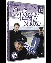 Dvd Sydämen Asialla 1-3