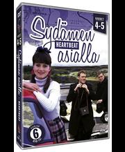 Dvd Sydämen Asialla 4-5