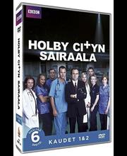 Dvd Holby Cityn Sairaala