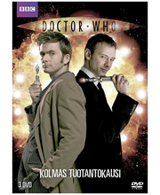 Dvd Doctor Who 3 Kausi