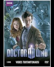 Dvd Doctor Who 5 Kausi
