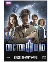 Dvd Doctor Who 6 Kausi