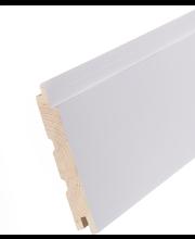 Aure riihi - paneeli mä sts pn 15x120 pp harjattu puhtaan valkoinen