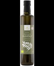 Suodattamaton oliiviöl...