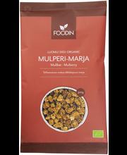 Mulperi-marja, luomu 300g