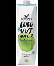 Kookosvesi luomu 1000ml