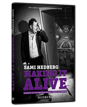 Dvd sami hedberg making