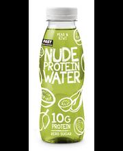 FAST Nude Protein Water 330ml Päärynä-Kiivi