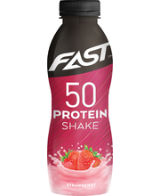 FAST Protein Shake 500 ml Mansikka