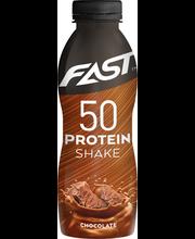 FAST Protein Shake 500 ml Suklaa
