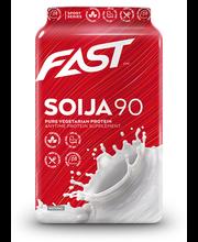 FAST Soija90 600 g maustamaton soijaproteiinijauhe