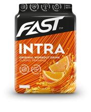 FAST Workout Intra 300g Appelsiini