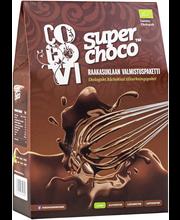 CocoVi Super Choco Luomu Raakasuklaan valmistuspaketti 390g