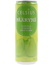 Celsius 355 ml päärynä